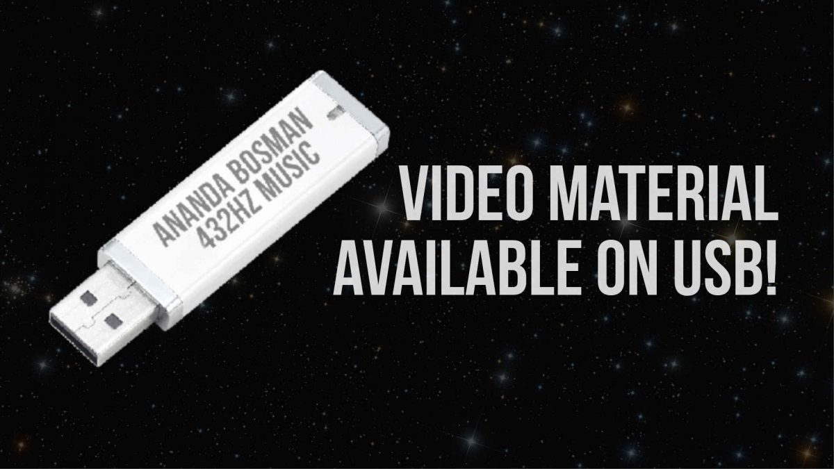 Video Material Available On USB Stick