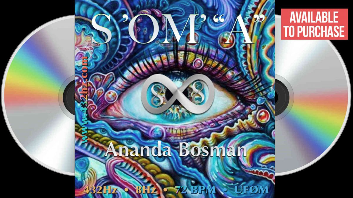 "Ananda's latest CD S'OM' ""A"" ~ Enjoy!"