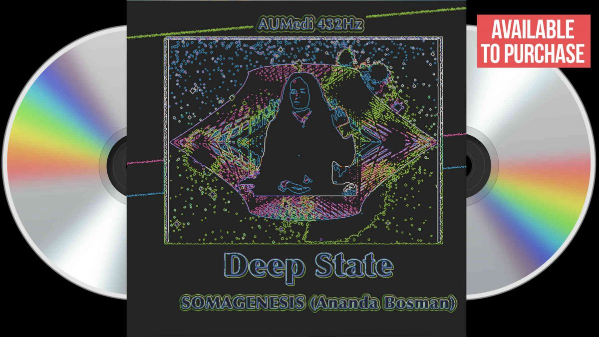 Double-CD set Deep-State – AUMedi 432