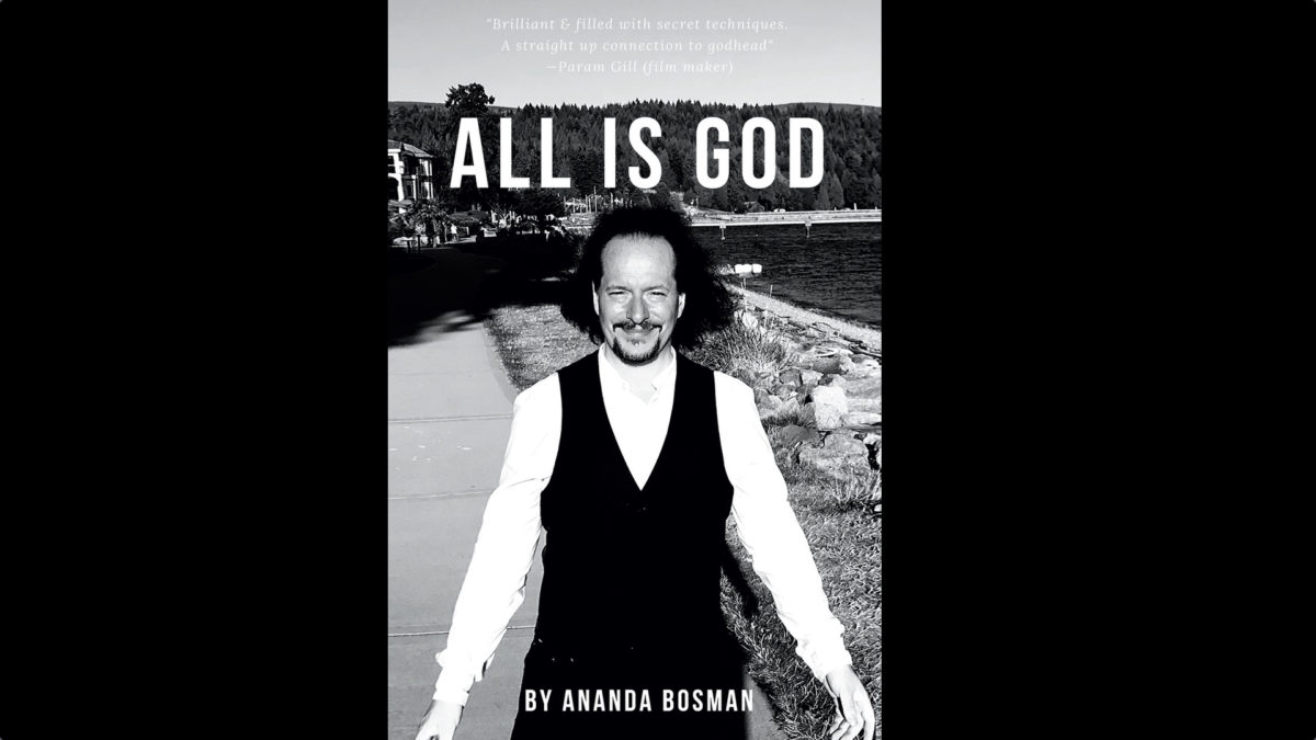 All Is God the Book ~ Out Now!