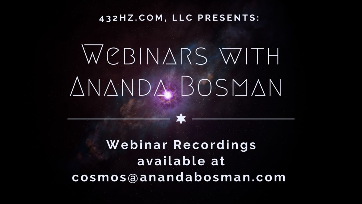 Available Webinar-Recordings