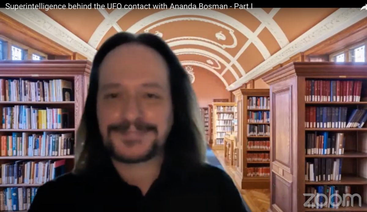 THE ONTOLOGY OF THE UFO: Superintelligence Behind the UFO Part 1+ new Part 2